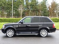 USED 2008 57 LAND ROVER RANGE ROVER SPORT 4.2 V8 SPORT HSE 5d AUTO 385 BHP