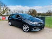 2016 TOYOTA AURIS 1.8 VVT-I BUSINESS EDITION TOURING SPORTS 5d AUTO 99 BHP £16000.00