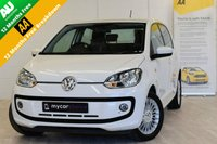 USED 2015 65 VOLKSWAGEN UP 1.0 HIGH UP 5DR Sat Nav, Heated Seats
