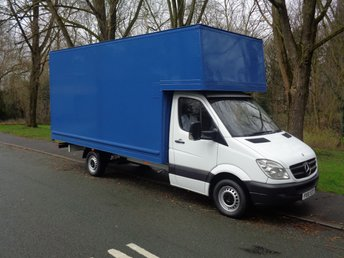 2010 MERCEDES-BENZ SPRINTER 2.1 313 CDI LWB 1d 129 BHP 16.5 FOOT BODY  £10490.00