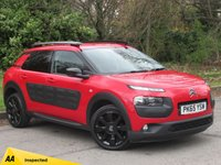 USED 2015 65 CITROEN C4 CACTUS 1.6 BLUEHDI FLAIR 5d 98 BHP FULL SCREEN SATELLITE NAVIGATION, ALLOYS