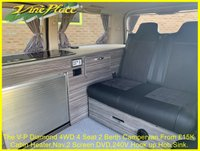 USED 2005 05 NISSAN ELGRAND V-P Adventurer 2.5/3.5 Auto 5 Seat 2 Berth Campervan