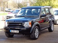 2009 LAND ROVER DISCOVERY 2.7 3 TDV6 GS 5d 188 BHP £6799.00