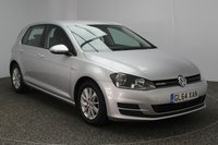 USED 2015 15 VOLKSWAGEN GOLF 1.6 BLUEMOTION TDI 5DR 108 BHP FULL SERVICE HISTORY FREE ROAD TAX FULL SERVICE HISTORY + FREE 12 MONTHS ROAD TAX + BLUETOOTH + DAB RADIO + ELECTRIC WINDOWS + RADIO/CD/AUX/USB + ELECTRIC MIRRORS + 15 INCH ALLOY WHEELS