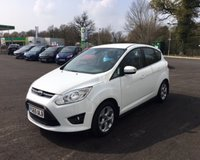 USED 2015 65 FORD C-MAX 1.6 TDCI ZETEC 115 BHP THIS VEHICLE IS AT SITE 1 - TO VIEW CALL US ON 01903 892224