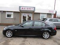 2007 BMW 3 SERIES 2.0 320D M SPORT 4DR SALOON DIESEL  161 BHP £3640.00