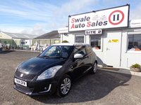 USED 2014 14 SUZUKI SWIFT 1.2 SZ-L 3d 94 BHP £29 PER WEEK, NO DEPOSIT - SEE FINANCE LINK