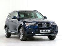 2016 BMW X3 2.0 XDRIVE20D XLINE 5d AUTO 188 BHP £21711.00