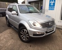 USED 2014 64 SSANGYONG REXTON 2.0 EX 5d 153 BHP