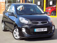 USED 2016 66 KIA PICANTO 1.0 1 Air 5dr ** Bluetooth and Air Con **
