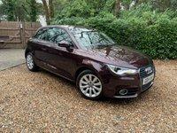 2014 AUDI A1 1.4 TFSI SPORT 3d 122 BHP £7250.00