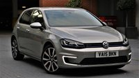 2015 VOLKSWAGEN GOLF 1.4 GTE 5d AUTO 150 BHP £14500.00