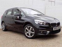2015 BMW 2 SERIES 2.0 218D LUXURY ACTIVE TOURER 5d AUTO 148 BHP £12989.00