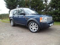 2006 LAND ROVER DISCOVERY 2.7 3 TDV6 7 SEATS 5d 188 BHP £6995.00