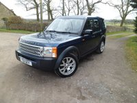 USED 2006 06 LAND ROVER DISCOVERY 2.7 3 TDV6 7 SEATS 5d 188 BHP FANTASTIC EXAMPLE MAINTAINED REGARDLESS OF COST. NEW CLUTCH. NEW AIR TANK AND AMK COMPRESSOR. 4 NEW TYRES. 12 MONTH MOT