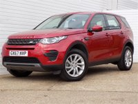 2017 LAND ROVER DISCOVERY SPORT 2.0 TD4 SE 5d AUTO 180 BHP £24989.00