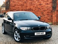 USED 2011 11 BMW 1 SERIES 2.0 116I SPORT