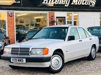 USED 1992 K MERCEDES-BENZ 190 1.8 E AUTO
