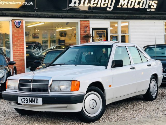 MERCEDES-BENZ 190 at Kiteley Motors