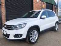 USED 2012 12 VOLKSWAGEN TIGUAN 2.0 SPORT TDI 4MOTION 5DR 170 BHP + ££ NOW REDUCED ££