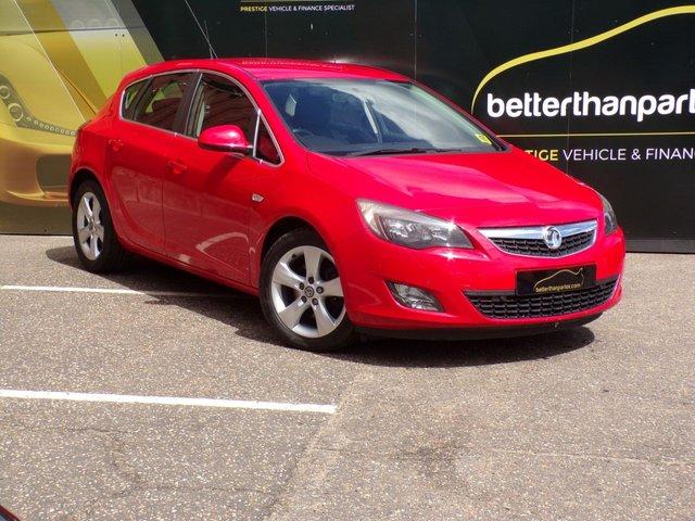 2011 61 VAUXHALL ASTRA 2.0 SRI CDTI 5d AUTO 162 BHP