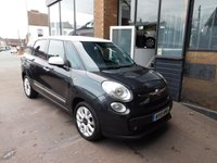 2015 FIAT 500L MPW 1.6 MULTIJET POP STAR 5d 105 BHP £5575.00