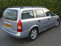 USED 2000 X VAUXHALL ASTRA 1.7 LS DTI 16V 5d 75 BHP DIESEL ESTATE PART EXCHANGE AVAILABLE / ALL CARDS / FINANCE AVAILABLE
