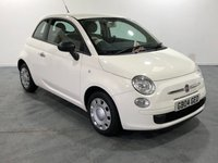 USED 2011 61 FIAT 500 1.2 POP 3d 69 BHP EXCELLENT FULL UP TO DATE S/H