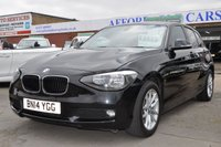 2014 BMW 1 SERIES 2.0 118D SE 5d 141 BHP £8995.00