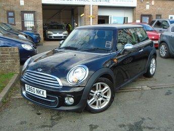 2010 MINI HATCH COOPER 1.6 COOPER D 3d 112 BHP £4895.00
