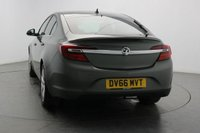 USED 2016 66 VAUXHALL INSIGNIA 1.4 SRI NAV S/S 5d 138 BHP SAT NAV- CRUISE -Privacy Glass