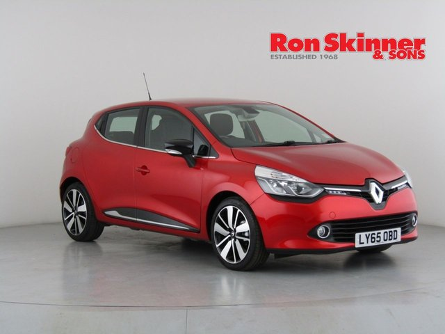 View our 2016 65 RENAULT CLIO 1.5 DYNAMIQUE S NAV DCI 5d 89 BHP