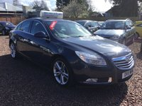 USED 2011 11 VAUXHALL INSIGNIA 2.0 SRI CDTI 5d AUTO 158 BHP AUTOMATIC SENSIBLE MILEAGE DIESEL WITH FULL SERVICE HISTORY