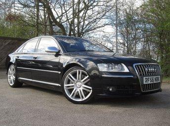 2007 AUDI S8 5.2 S8 FSI QUATTRO V10 4d AUTO 450 BHP £12995.00