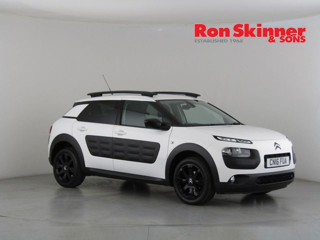 View our 2016 16 CITROEN C4 CACTUS 1.2 PURETECH FLAIR 5d 80 BHP