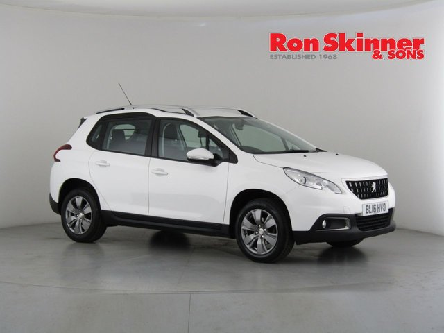 View our 2016 16 PEUGEOT 2008 1.2 PURETECH ACTIVE 5d 82 BHP