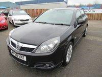 2008 VAUXHALL VECTRA 1.8 VVT EXCLUSIV 5d 140 BHP £895.00
