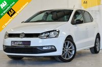 USED 2015 65 VOLKSWAGEN POLO 1.4 SE DESIGN TDI BLUEMOTION 5DR Discovery Sat Nav, Free Tax