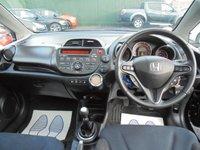 USED 2013 13 HONDA JAZZ 1.3 I-VTEC EX 5d 98 BHP
