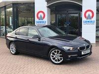 USED 2014 14 BMW 3 SERIES 2.0 320D LUXURY 4d AUTO 184 BHP Sat Nav/Leather/Bluetooth/DAB