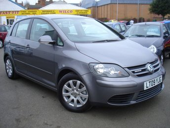 2009 VOLKSWAGEN GOLF PLUS 1.9 BLUEMOTION TDI 5d 103 BHP £3495.00