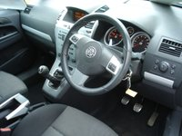 USED 2006 VAUXHALL ZAFIRA 1.8 SRI 16V 5d 140 BHP