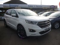 USED 2016 66 FORD EDGE SPORT TDCI AUTO
