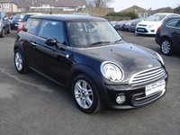 USED 2013 63 MINI HATCH COOPER 1.6 COOPER 3d 122 BHP LOW MILEAGE WITH HISTORY