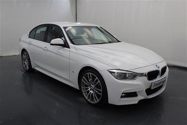 2017 17 BMW 3 SERIES 2.0 330E M SPORT 4d AUTO 181 BHP