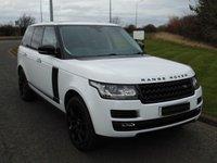 2015 LAND ROVER RANGE ROVER 3.0 TDV6 VOGUE SE 5d AUTO 255 BHP £44990.00