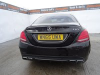 USED 2015 65 MERCEDES-BENZ C-CLASS 4.0 AMG C 63 PREMIUM 4d AUTO 469 BHP MERCEDES C63 AMG FULLY LOADED LOW MILES 4D