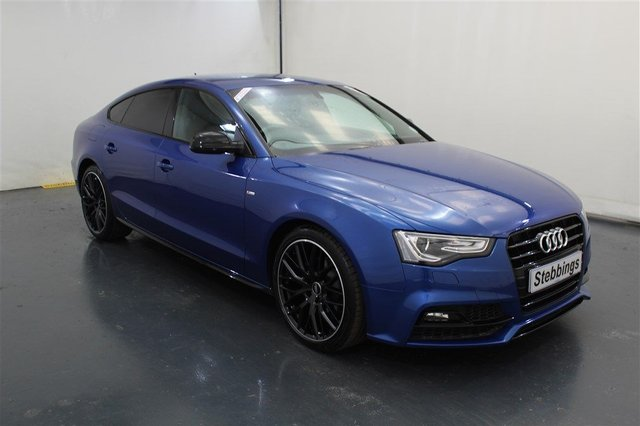 2016 16 AUDI A5 2.0 TDI BLACK EDITION PLUS 5d AUTO 187 BHP