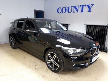2014 BMW 1 SERIES 1.6 116I SPORT 5d 135 BHP £8995.00
