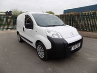 USED 2013 13 CITROEN NEMO 1.2 660 ENTERPRISE HDI 1d 74 BHP ***Nationwide Delivery Available***